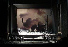Macbeth (opera) - By: Giuseppe Verdi Designed by: Andrew Boyce