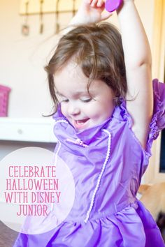 Our Holly Days: Celebrate Halloween with Disney Junior #JuniorCelebrates #shop #cbias
