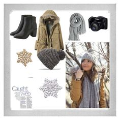 """""""snow :)"""" by turanovic97 ❤ liked on Polyvore featuring Polaroid, Calypso St. Barth, Dakine and American Eagle Outfitters"""