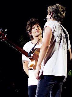 Niall & Louis // OTRA Cardiff (6.5.15)