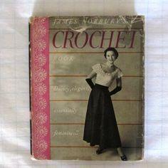 James Norbury's Crochet Book rare collectible
