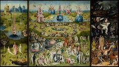 Bosch - Il giardino delle delizie