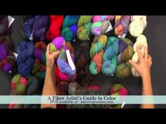"Visit this blog post for a chance to win Laura Bryant's video, ""A Fiber Artist's Guide to Color"" ASpinnerWeaver: Annual Birthday Giveaway - A Matter of Color"