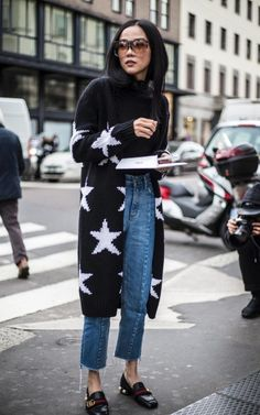 Posies and polka dots can get tiring in the print stakes. Try bold stars for a hint of Americana