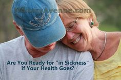 "Are You Ready for ""in Sickness"" if Your Health Goes? - MilitaryAvenue.com"