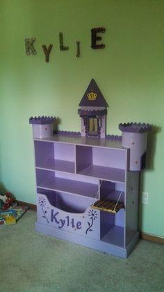 Princess Castle Bookcase Make It Grey And S A Prince