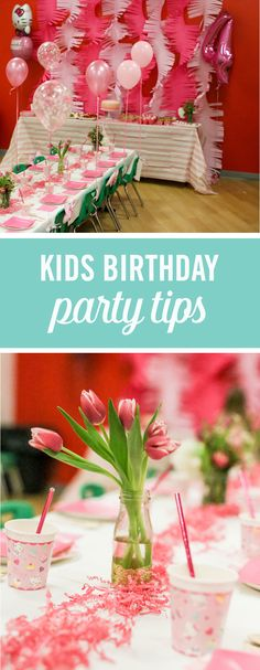 Whether your child loves Hello Kitty or Superman, it's important to find a balance when planning kids party décor. Here are some great tips on how to throw a themed kids birthday party, without going overboard. Your next party can be fun for not just the kids, but the adults, too.