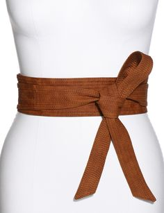 Just getting back into wearing belts...I think I need this one in my collection.