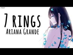Nightcore - thank u, next (Ariana Grande) - (Lyrics) - YouTube Music Video Song, Music Videos, Best Rap Songs, Ariana Grande Lyrics, Retail Therapy, I Smile, Music Publishing, Otaku, Verses
