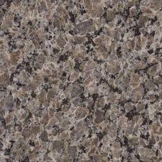 Silver Brown Countertop Detail - KraftMaid Cabinetry
