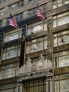 Art Deco Building design