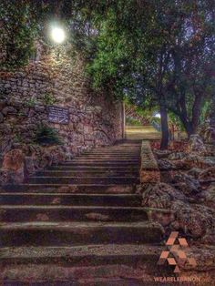 St Rafka (Rebecca) monastery at #Batroun دير القديسة رفقا #البترون.