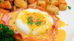 Recept na luxusní snídani Brunch, Eggs, Breakfast, Food, Microwaves, Cheese Toast, Poached Eggs, Morning Coffee, Essen