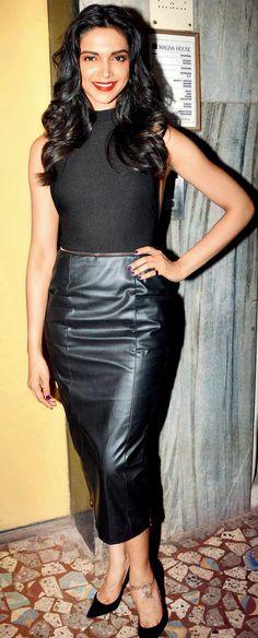 Deepika Padukone at a magazine launch. #Bollywood #Fashion #Style #Beauty