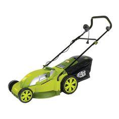 Sun Joe Mj403e Mow Joe 13-Amp Corded Electric Lawn Mower, 17-Inch, 2015 Amazon Top Rated Greenhouses & Accessories #Lawn&Patio