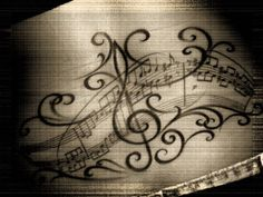 note music tattoo by Angie2904.deviantart.com
