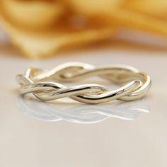 Rose Gold Band Ring, Rose Gold Engagement Ring, Infinity Wedding Bands, Wedding Rings, Wedding Stuff, Bridal Bands, Quality Diamonds, Or Rose, Band Rings