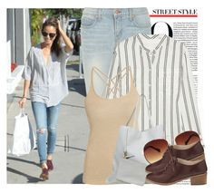 """""""Celebrity Style: Jamie Chung"""" by prettyorchid22 ❤ liked on Polyvore"""