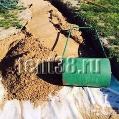 Ручной газоонный каток — фотография №1