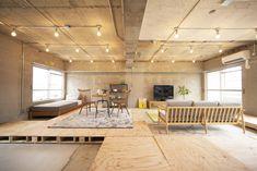 そのモダンさやシャープはもちろん、自由な形状を作ることが可能なコンクリートの住まいは、そこで表現できるデザインも多様です。