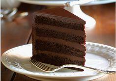 SoNo Chocolate Ganache Cake