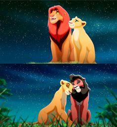 lion king 1 and 2 eeerrrmmmaaaggeeerrrddd so cute
