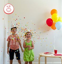 Multicolour kit (x12 kids) by Partyculars http://partyculars.net/product/multicolour-kit-by-partyculars/