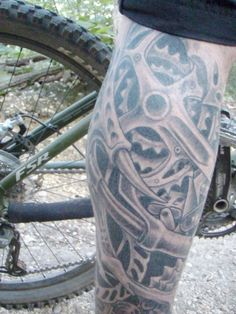 cycling tattoos - Google Search