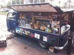 Kombi Coffee Truck