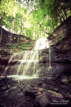 Today we set out in search of Tiffany Falls and Sherman Falls located in Hamilton Ontario. Our first stop was Tiffany Falls Conservation Area on Wilson Street East Hamilton Ontario. We were lucky t…