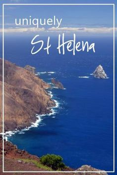 St Helena, an island in the South Atlantic, will go down as a favorite destination in our circumnavigation!