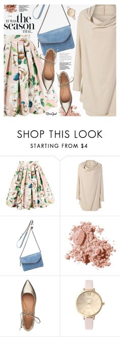 """Get Ready For Spring"" by pokadoll ❤ liked on Polyvore featuring HOBO, Bobbi Brown Cosmetics, Sigerson Morrison, vintage, polyvoreeditorial and polyvoreset"