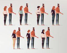 Ikea 'Light' animations on Wacom Gallery