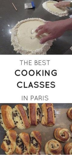 Booking a cooking class in Paris is a must do for foodies and those who love to cook.