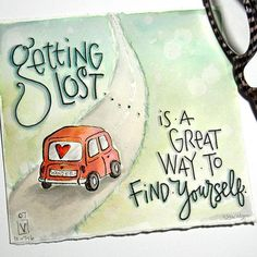 """day seven, prompt: """"lost"""" i've been trying to learn about perspective drawing. an entirely new challenge. Calligraphy Quotes Doodles, Doodle Quotes, Hand Lettering Quotes, Art Quotes, Creative Lettering, Bullet Journal Quotes, Bullet Journal Ideas Pages, Bullet Journal Inspiration, Art Journal Pages"""