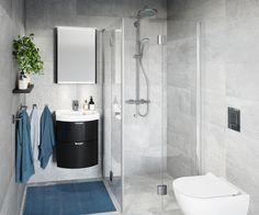Nyhet! Litet badrum men stora drömmar? Då är kanske Skagen Vik något för dig. En riktigt smart duschlösning för dig som inte har så mycket plats, men vill ha den där lyxiga känslan i badrummet. Skagen Vik är riktigt yteffektiv med smarta vikbara dörrar.