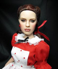 Judy Garland Dorothy repaint