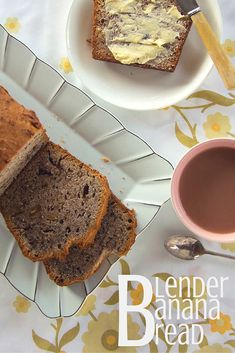 If your kids hate brown bananas as much as Donald Trump hates, well, everyone make blender banana bread. It's quick & delicious. Thermomix + normal methods.