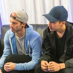 """my brother thought they were brothers and he called tyler """"tyler dun"""" and i'm just... :')"""
