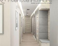 Wąski długi korytarz - zdjęcie od Inventive Interiors