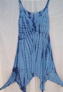 $24.00 Boho clothes, blue flowing top.Hippy Clothing   Bongs Australia