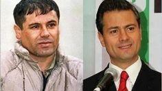 """VOLANTAMUSIC: Joaquín """"El Chapo"""" Guzmán Financió La Campaña Pres..."""