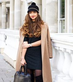 Spotlight on #VildaOOTD Vegan Outfit Of The Year nominee nr 2 - Marsha from London of travel blog World Within Her was nominated by Vilda Wellness Editor Jessica Sjoholm for her take on the ideal cold-weather look. The winner of the competition will receive a $100 shopping spree from Unicorn Goods plus an item of her choice from shoe brand Coquette and bag brands Mechaly and Story 81. Vote for Marsha here http://www.vildamagazine.com/2018/01/vote-best-vegan-outfit-2017/