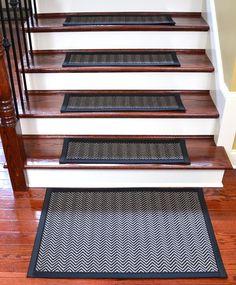Dean Hatteras Flatweave Indoor/Outdoor Carpet Stair Treads/Runners/Mats/Rugs