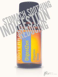 doTERRA DigestZen Essential Oil 5ml by FloraForTheFauna