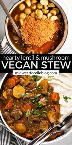 Vegan Dinner Recipes, Veggie Recipes, Whole Food Recipes, Vegetarian Recipes, Cooking Recipes, Healthy Recipes, Easy Veggie Meals, Cooked Vegetable Recipes, Hearty Soup Recipes