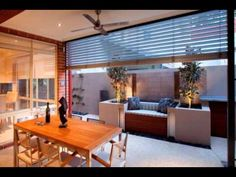 Motrise® Exterior Aluminium Venetian - YouTube