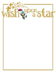 Wish upon a star - Project Life Journal Card