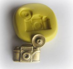 Camera Charm Silicone Mold Jewelry DIY Crafts Mould