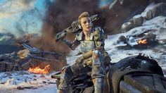 call of duty black ops 3 specialist battery wallpaper.